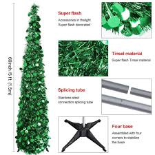 ourwarm tree decorations artificial trees pop