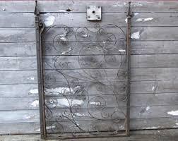 metal gate etsy