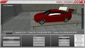game design your own car in the works become a car tycoon in new automation game carscoops