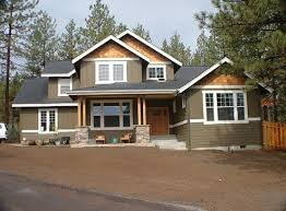 exterior paint colors craftsman style homes exterior paint