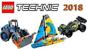 lego technic sets lego technic 2018 sets youtube