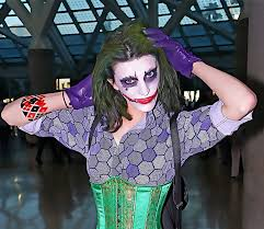 Female Joker Halloween Costume by Female Joker By Abdella Photo Art On Deviantart