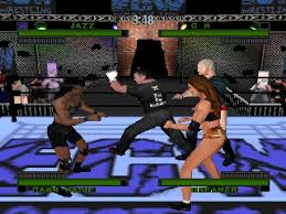Backyard Wrestling Video Game by Ecw Revolution Usa Rom U003c N64 Roms Emuparadise