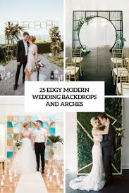 wedding backdrop modern modern wedding backdrop archives weddingomania