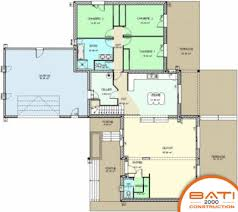 plan maison 5 chambres plan maison moderne 5 chambres 10 612 300 lzzy co