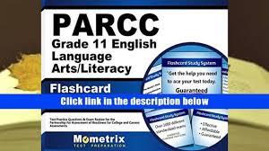read online parcc grade 11 english language arts literacy