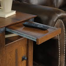 coffee table small sauder carson forge lift top coffee table