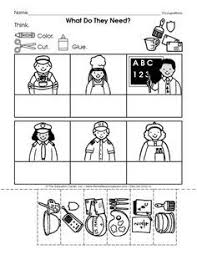community helper worksheet crafts and worksheets for preschool