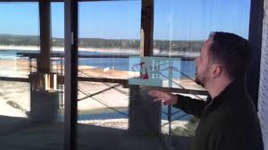 glass door wall how to install a 20 ft sliding door wall system youtube