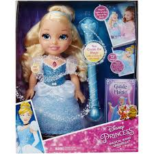 disney magical wand cinderella doll walmart com