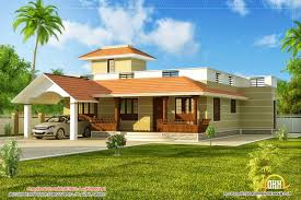 One Floor Homes 100 Indian Home Design News Lovely Saddlebrown Front House