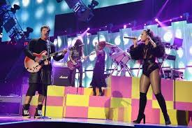Third Blind Eye Jumper Demi Lovato And Third Eye Blind U0027s Stephen Jenkins Sing