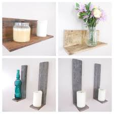 Pallet Floating Shelves by 93 Best Shaddow Boxes And Floating Shelves Images On Pinterest