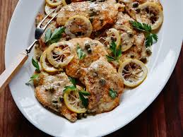 Chicken Piccata Cooking Light Chicken Piccata Cookstr Com