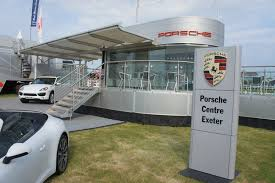 porsche dealership porsche mobile dealership the clear idea