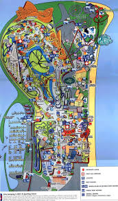 Universal Orlando Park Map by 212 Best Maps Local Images On Pinterest Cedar Point Amusement