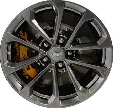 cadillac cts rims for sale aly4754u79 4793 cadillac cts v wheel hyper 23483708