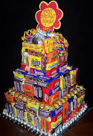 candy for birthdays how to make a candy bar cake cass bannister that is what i want