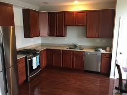 best color to paint kitchen with cherry cabinets paint the cherry cabinets in your home your