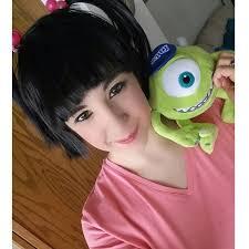 Boo Monsters Halloween Costume Pixar Halloween Costumes Popsugar Middle East Tech