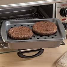 Broiler Pan For Toaster Oven Toaster Oven Brownie Pan By Home Style Kitchen