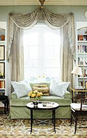 living room country living curtains valances and swags primitive