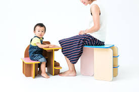 Furniture For Kids Dice Modular Furniture For Kids To Explore And Adults To Observe