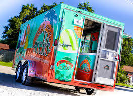 bahama bucks food truck built by cruising kitchens the largest