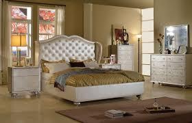 6 pc bedroom set queen dazzle cream queen bedroom set dazzle