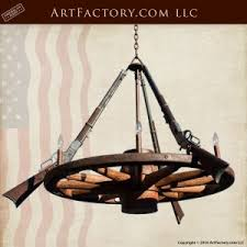 Gun Chandelier Theme Chandeliers Quality Custom Ceiling Lighting