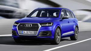 audi jeep 2016 the audi sq7 is a 435bhp diesel suv top gear