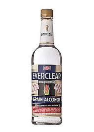 Liquor Barn California Everclear Grain Alcohol 190 Proof 750ml Liquor Barn