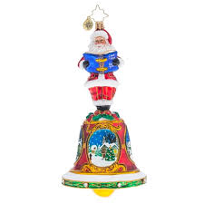 christopher radko ornaments radko bells will be ringing bells