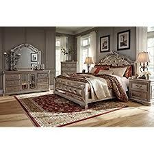 5 pc queen bedroom set amazon com ashley birlanny bedroom set 4 pc queen bedroom set