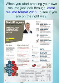 format of latest resume what s new in resume templates ppt download 2 when you start creating your own resume just look through latest resume format