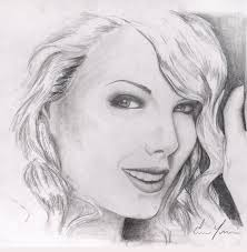 quick taylor swift drawing by inoceze7 on deviantart
