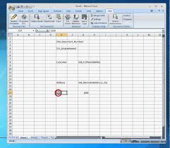 Excel Crm Template Tutorial Part 1 Template Creation With Maximizer Crm Excel