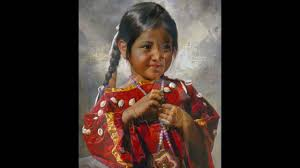 children of the stars dedicated to native american woman and