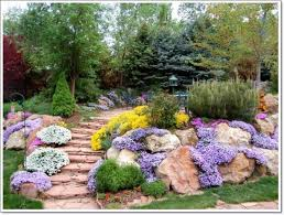 Backyard Gardening Ideas With Pictures 609 Best Rock Garden Ideas Images On Pinterest Front Yards