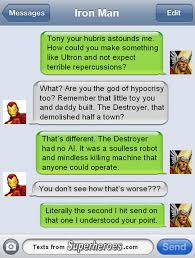 Pics For Gt Funniest Text - these texts from superheroes are even funnier after avengers age