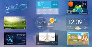 clock and weather widgets for android live weather clock widget android apps on play