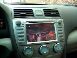 gps toyota camry 1 toyota camry 2007 2008 2009 2010 2011 navigation gps radio