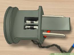 how to change fuse in christmas lights 4 ways to fix christmas lights wikihow