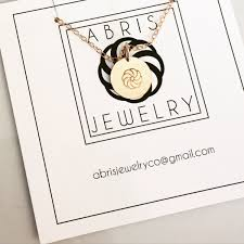 Necklace With Name Armenian Necklace With Name Abris Jewelry