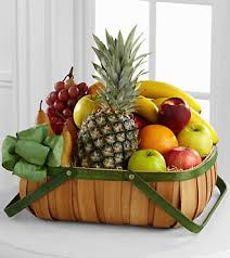 fruit basket the ftd thoughtful gesture fruit basket
