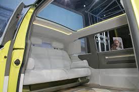 volkswagen concept van interior volkswagen i d buzz concept first look gratefully undead motor
