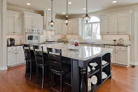 Large Kitchen Cabinets Kitchen Room Beautiful White Black Pink Wood Stainless Modern