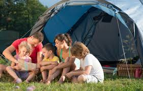 Camping In The Backyard The Ultimate Guide To Family Camping Active