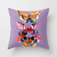 plum bow butterflies pillowcase set pillows and bedrooms