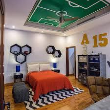 wallpaper dinding kamar pria kamar tidur minimalis cowok dekorasi kamar tidur unik kreatif